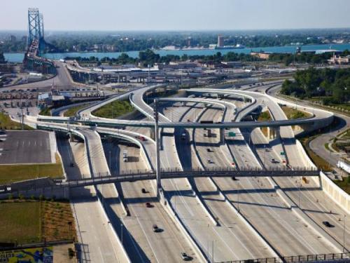 detroit highway